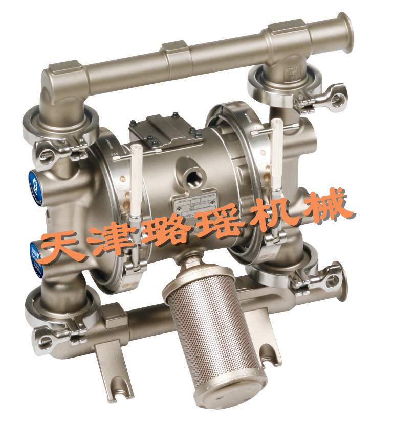 SaniForce 1040 气动双隔膜泵