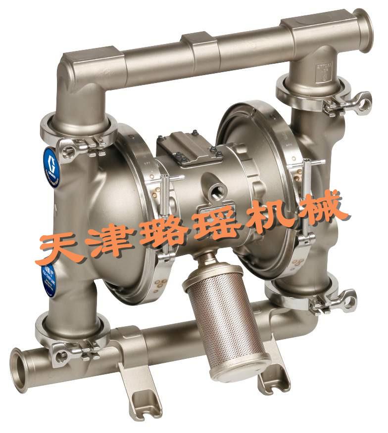 SaniForce1590 气动双隔膜泵